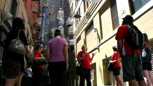 Small-Group City with Conviction Tour by Urban Adventures