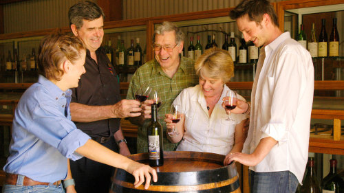 Hunter Valley Wine Tour by Boutique Tours Australia
