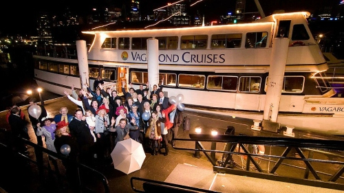 Rock 'n Roll Cruise with Dinner by Vagabond Cruises