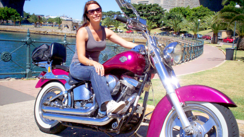 Harley Davidson City Highlights Tour by Wild Ride Australia