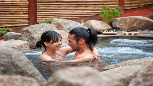 Japanese Mountain Retreat Massage & Bath