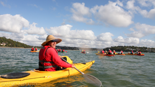 Royal Kayak Eco-Tour by Bundeena Kayaks