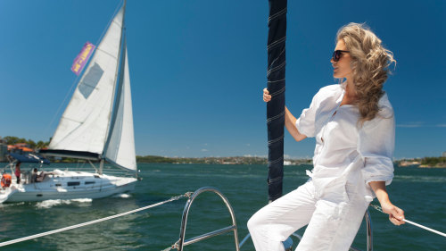 Private Yacht Charter by Sydney By Sail