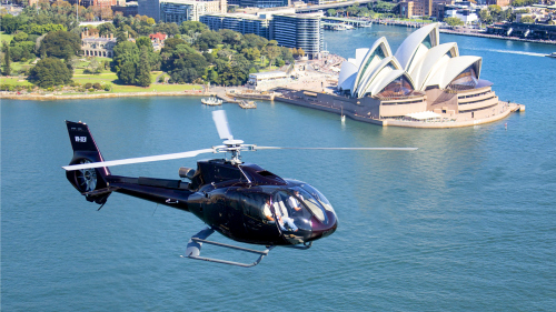 City Scenic Helicopter Tour by Sydney Heli Tours