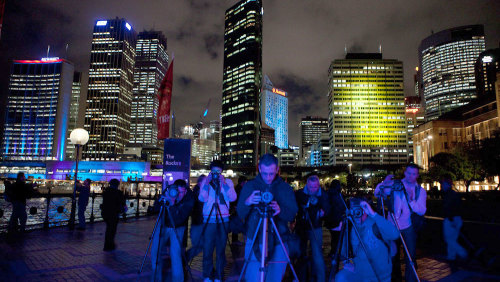 Night Photography Tour by Sydney Photographic Workshops