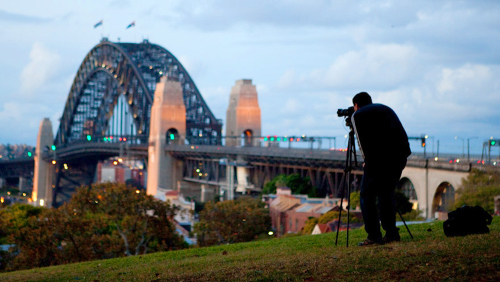 Introduction To Digital Photography by Sydney Photographic Workshops