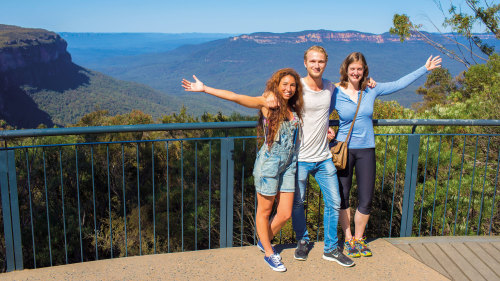 4-Day Sydney and Blue Mountains Tour by AAT Kings