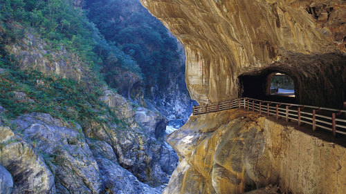 Private 3-Day Taroko Gorge Tour by Topology Travel