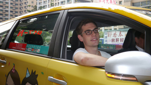 Small-Group Taipei Taxi Diary Half-Day Tour by Urban Adventures