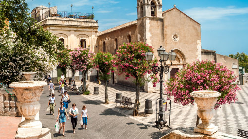 Sicily & Mount Etna Day Trip
