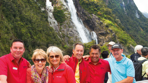 5-Day Fiordland Tour by AAT Kings