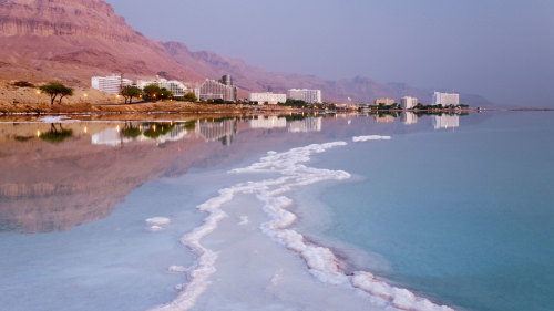 Full-Day Dead Sea Relaxation Tour