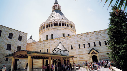 Biblical Highlights Full-Day Tour from Tel Aviv