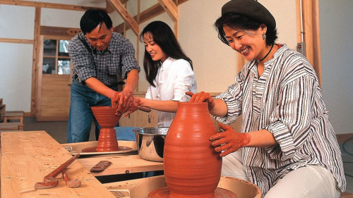 Private Hands-On City Cultural Arts Tour