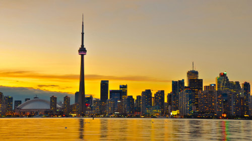Toronto City Tour & CN Tower Admission