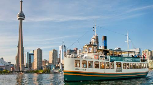 Mariposa Cruises: Scenic Harbor Cruise