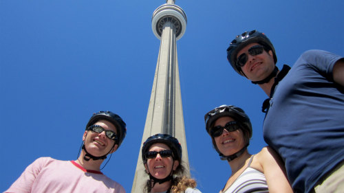 Heart of Downtown Bike Tour