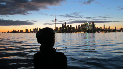 Evening Bike Tour of Toronto Islands