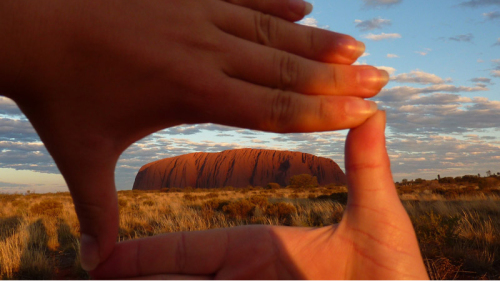 3-Day Ayers Rock, Kata Tjuta & Kings Canyon by Intrepid