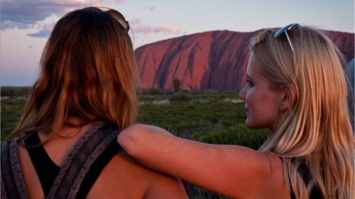 4-Day Ayers Rock, Kings Canyon & MacDonnell National Park by Intrepid