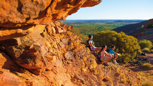 Kings Canyon & Outback Panoramas Tour by AAT Kings