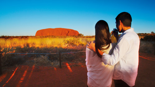 Uluru Sunset Tour by AAT Kings