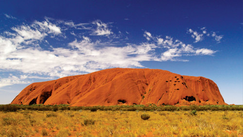 Uluru Sunrise & Sacred Walk Tour by AAT Kings