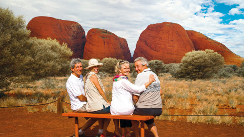 2-Day Red Centre Explorer Tour by AAT Kings