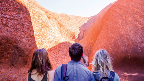 4-Day Outback Wanderer Tour by AAT Kings