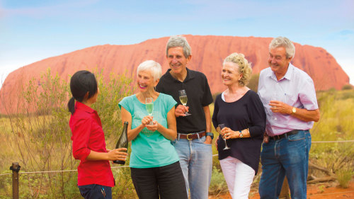 5-Day Uluru, Watarrka and Alice Tour by AAT Kings