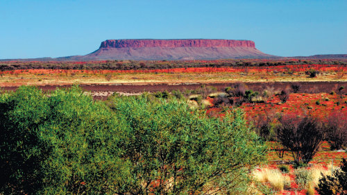 4-Day Alice Springs & Rock Escape Tour by AAT Kings