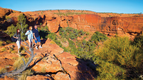 5-Day Alice Srpings, Uluru & Kings Canyon Adventure Tour by AAT Kings