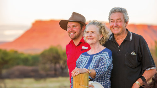 4-Day Red Centre Highlights Plus Tour by AAT Kings