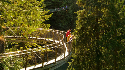 Capilano Suspension Bridge Park Admission