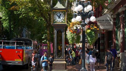 Guided Walking Tour of Gastown & Chinatown