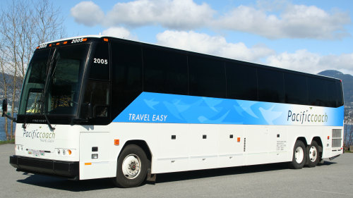 Shared Coach: Downtown Vancouver - Whistler via Express Coach