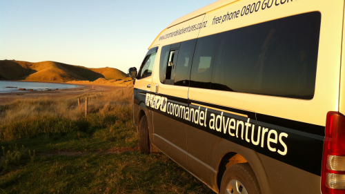 Northern Escape Sunset Tour by Coromandel Adventures