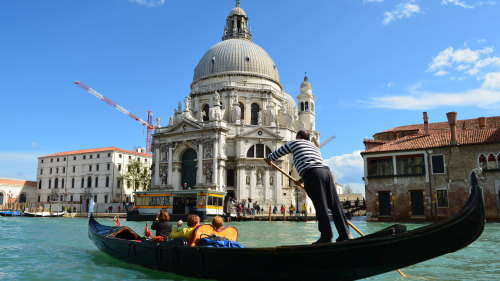Combo Saver: Walking Tour & Gondola Ride