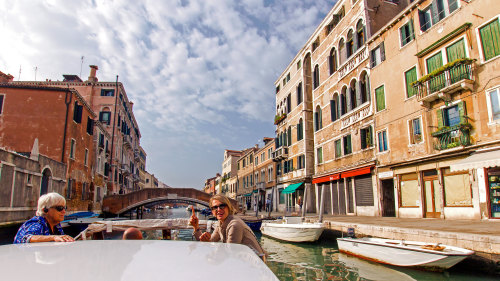 Luxury Small-Group Boat Tour & Tower Climb by Walks of Italy