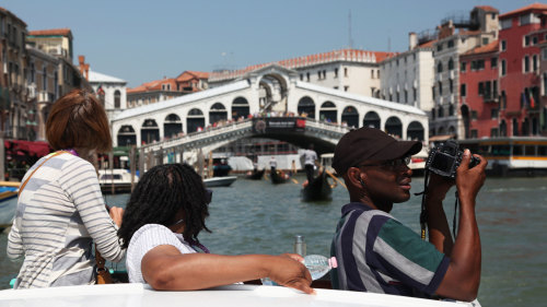 VIP Best of Venice Walking Tour & Grand Canal Private Boat Cruise