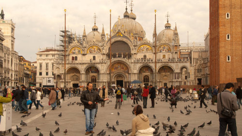 Skip-the-Line: St Mark