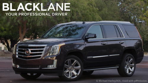 Blacklane - Private SUV: Victoria Airport (YYJ)
