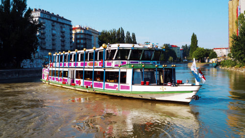 City Tour & Danube River Cruise