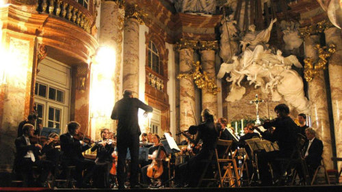 Ave Maria Classical Concert in St Charles Church