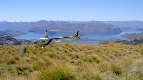Lake Wanaka Scenic Helicopter Flight