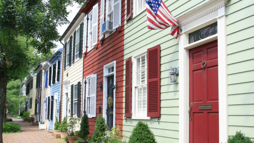Mount Vernon & Old Town Alexandria Half-Day Guided Tour