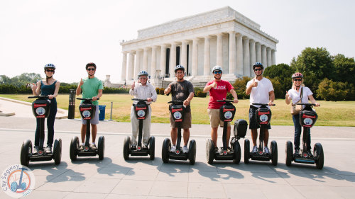 Segway Tour of National Mall & Memorials by City Segway