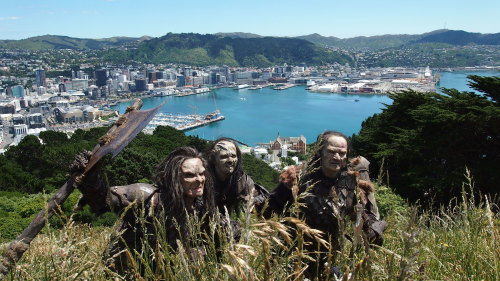 Lord of the Rings Tour by Wellington Rover Tours