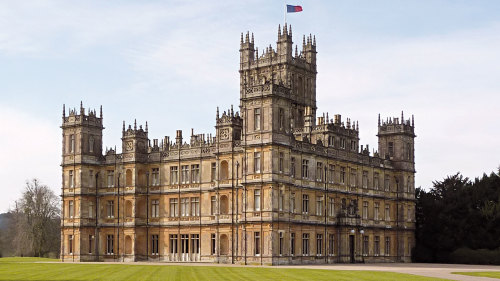 Highclere Castle, Bampton & Oxford: Downton Abbey Filming Locations Tour