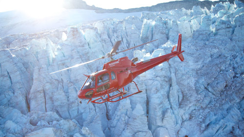 Glacier Sightseeing Tour by Helicopter